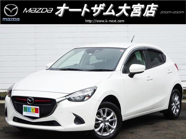 マツダ XD 4WD ナビ TV ETC Pスタート 純正AW