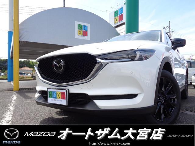 マツダ XD ブラックトーンエディション 展示車 360°ビュー 10.25ディスプレイ 地デジ LEDライト LEDルームランプ