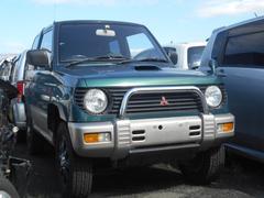 パジェロミニVR−II 4WD 5Fターボ リフトアップ