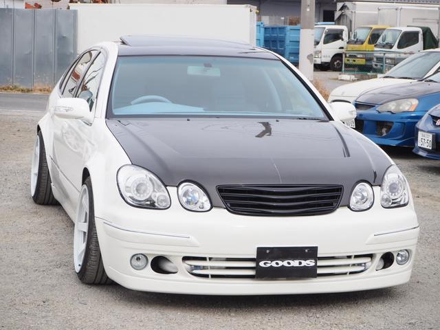 トヨタ アリスト V300ベルテックスエディション改 5速