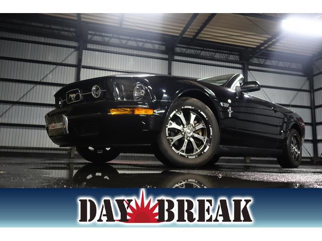 フォード V6 コンバーチブル プレミアム 正規ディーラー車