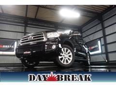 セコイアSR54WD 新車並行 サンルーフ TRD鍛造22インチ