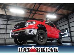 タンドラクルーマックス SR5 4WD 新車並行 サンルーフ