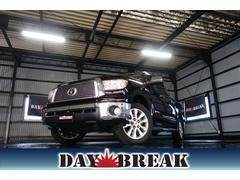 タンドラプラチナム 4WD 新車並行 レッドロック