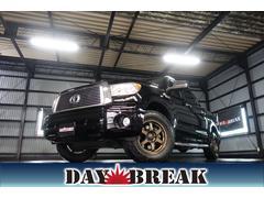 タンドラクルーマックス 4WD ロックウォーリアパッケージ