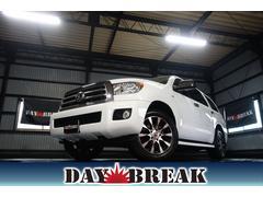 セコイアリミテッド 4WD 新車並行 社外20インチAW