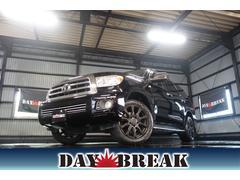 セコイアSR5 新車並行車 4WD