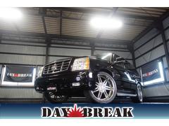 キャデラック エスカレード新車並行 国内ワンオーナー 社外24インチAW