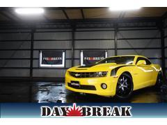 シボレーカマロSS RS ディーラー車サンルーフアメリカンレーシングAW