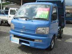 ハイゼットトラックダンプ 4WD 5MT