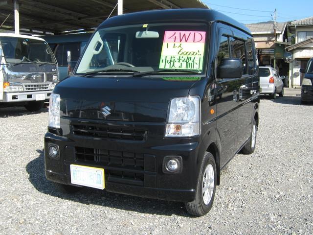 スズキ ジョイン 4WD AT キーレス 社外アルミ