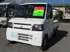 ミニキャブトラックVX−SE 4WD 5MT エアコンパワステ