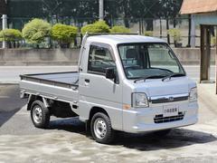 サンバートラックTB 4WD 5速MT エアコン・パワステ グー鑑定車