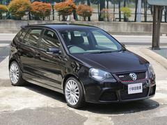 VW ポロGTIカップエディション  200台限定 5速MT グー鑑定
