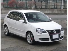VW ポロGTI 5速MT 純正アルミ グー鑑定車