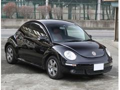 VW ニュービートルヴィンテージ 赤革シート 純正アルミ グー鑑定車