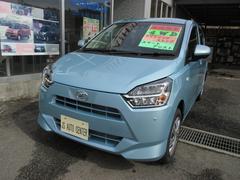 ミライースX SAIII 届出済未使用車 4WD スマアシIII