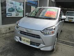 ミライースX SAIII 4WD エコアイドル スマートアシスト