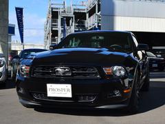 フォード マスタングV6 3.7 クーペ 左ハンドル 新車並行車
