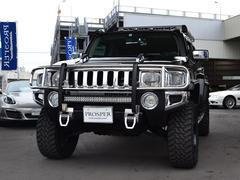 ハマー H3タイプS 左ハンドル 三井物産ディーラー車