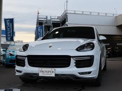 ポルシェ カイエンGTS スポーツクロノPKG ワンオーナー 右H D車