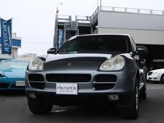 ポルシェ カイエンカイエンS Tip−S 右ハンドル ディーラー車