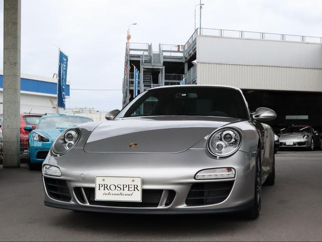 ポルシェ 911カレラ4GTS 2012yモデル 左H ディーラー車