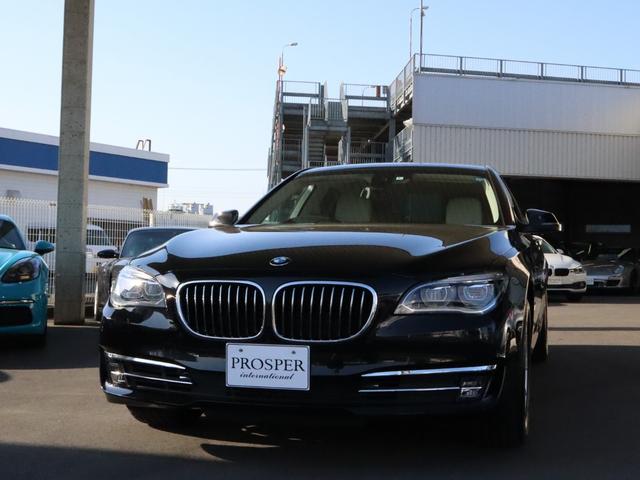 BMW 740i プラスパッケージ 右ハンドル ディーラー車