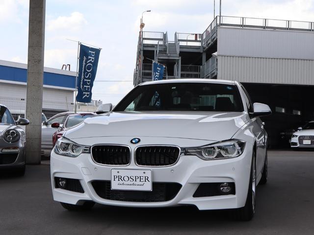 BMW 320d Mスポーツ 右ハンドル ディーラー車