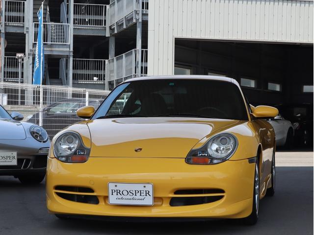 ポルシェ 911カレラ 6MT GT3Ver 左ハンドル ディーラー車