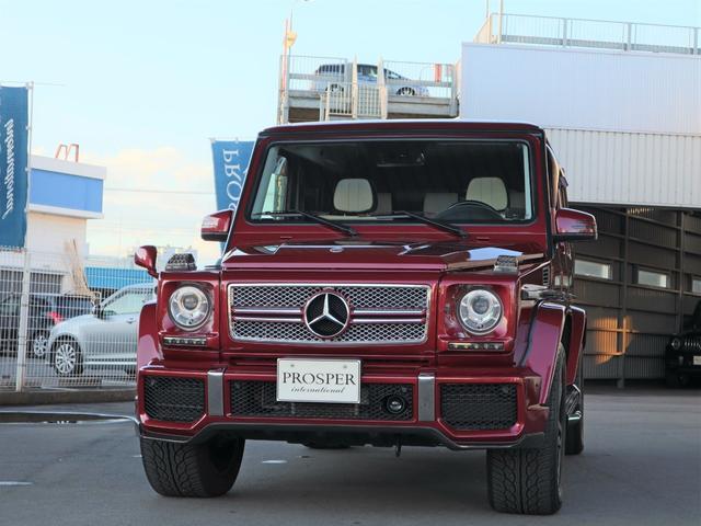 メルセデス・ベンツ G550 ロング エディションセレクト 左ハンドル D車