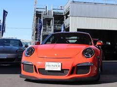 911911GT3RS クラブスポーツPKG スポーツクロノPKG レザーインテリアPKG カーボンインテリアPKG 左ハンドル ディーラー車