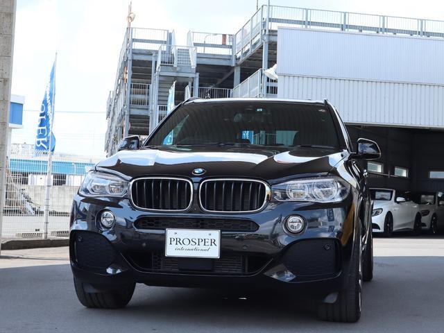 BMW xDrive 35i Mスポーツ 右ハンドル ディーラー車