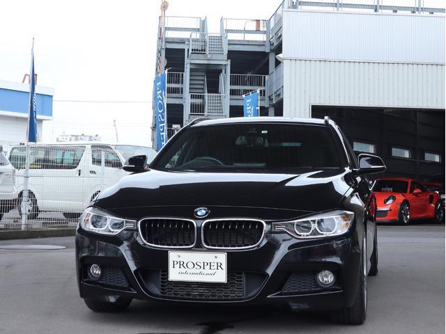 BMW 320iツーリング Mスポーツ 右ハンドル ディーラー車