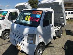 スクラムトラックダンプ エアコン パワステ 4WD 5MT 運転席エアバッグ