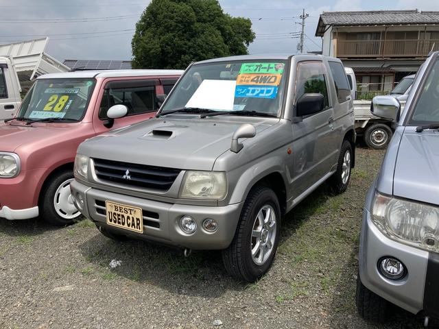 V 4wd リモコンキー ターボ ABS AC PS パワーウインドウ