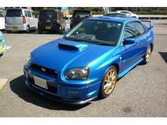 インプレッサWRX STi 2003 Vリミテッド