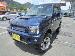 ジムニーXC 4WD ターボ キーレス 純正アルミ