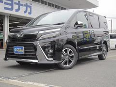 ヴォクシーZS 煌 4WD トヨタセーフティセンス 両側電動 クルコン
