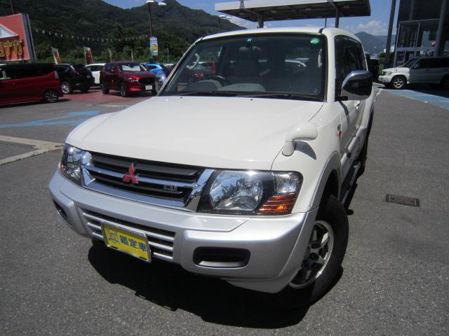 三菱 ロングエクシード 3.2D-T 4WD 純正ナビ サンルーフ