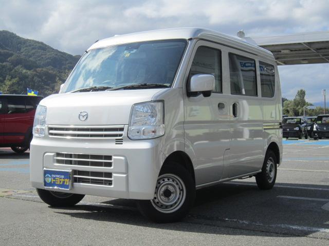 マツダ PCスペシャル 4WD レーダーブレーキ 車中泊セット