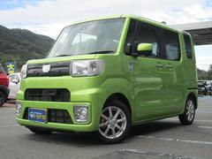 ウェイクL SAII 4WD 地デジナビ 両側電動 シートヒーター