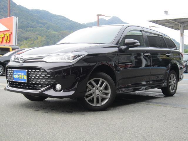 トヨタ 1.5G ダブルバイビー 4WD セーフティセンス ナビTV