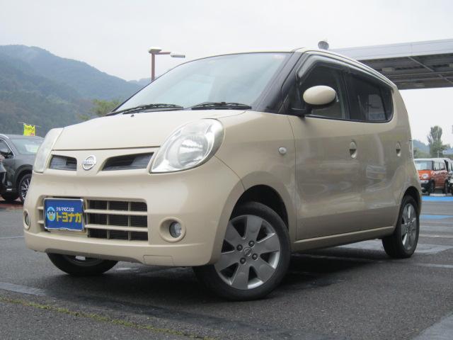 「日産」「モコ」「コンパクトカー」「群馬県」の中古車