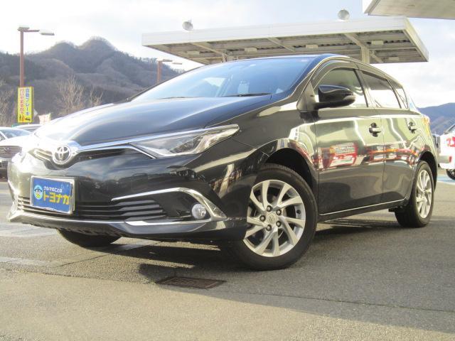 トヨタ 150X Sパッケージ 4WD セーフティセンス ナビTV