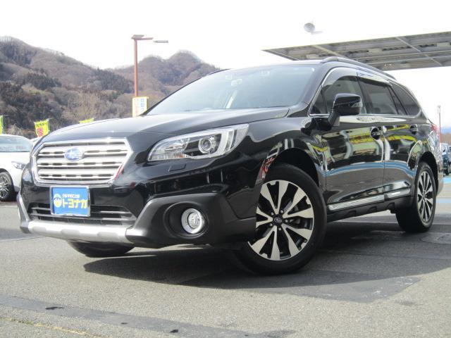 スバル リミテッド 4WD アイサイト ナビTV Bカメラ 革シート