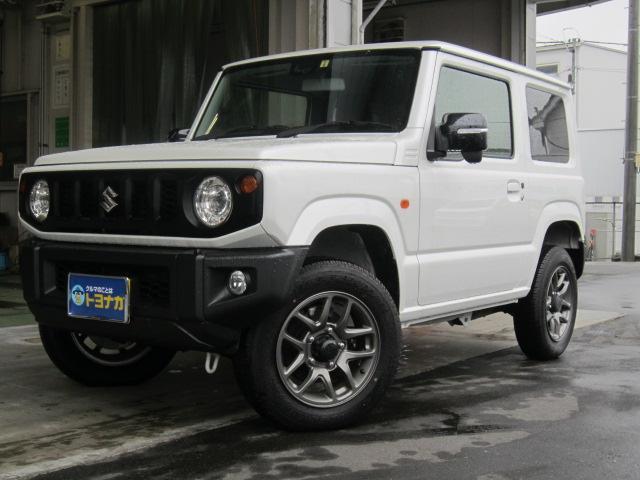 スズキ XCターボ 4WD 軽減ブレーキ 8インチTVナビ LED クルーズコントロール シートヒーター フォグランプ プッシュスタート ヒルディセントコントロール 純正16インチアルミ オートエアコン オートライト