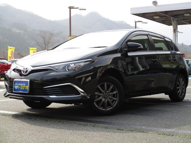 トヨタ 150X Cパッケージ 4WD キーレスキー ワンオーナー 社外15インチアルミ マニュアルモードシフト 横滑り防止