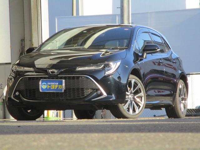 トヨタ G Z 4WD トヨタセーフティセンス 純正9インチナビTV バックカメラ ドライブレコーダー アダプティブクルーズコントロール パーキングセンサー LEDライト フォグランプ エンジンスターター ステアリングヒーター パドルシフト オートエアコン