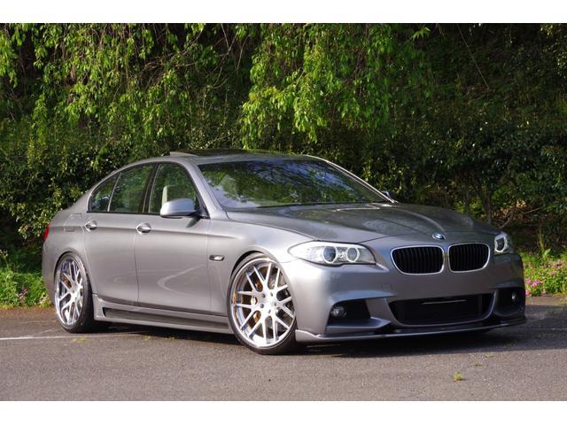 BMW 535i Mスポーツ AGIOアルミ21インチ SR